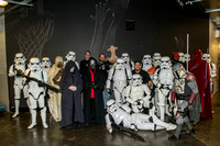 2015.02.23 - Phoenix Suns Star Wars Night (Photos by Misc)